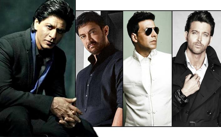 Shah Rukh Khan tops Forbes list of highest-paid in Bollywood: Aamir, Akshay and Hrithik in top five