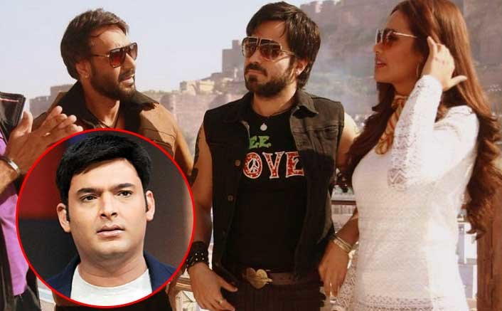 Team Baadshaho Walks Out Of Kapil sharma's Show! Read Here To Know More