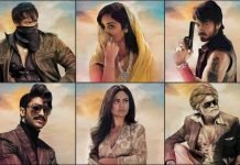 The New Posters Of Baadshaho Mirrors The Character Personalities Of Its Lead Stars