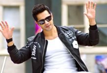 "Varun Dhawan knows exactly what his fans want"" says Rajeev Chudasama"