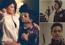 Watch This Amazing BTS Video Of Sidharth Malhotra Rapping For Bandook Meri Laila