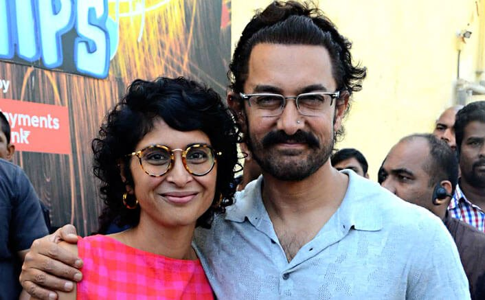 Aamir, wife Kiran down with swine flu