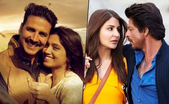 Akshay's Toilet: Ek Prem Katha Beats Shah Rukh Khan's Jab Harry Met Sejal In 1st Weekend