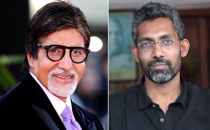 Sairat director Nagraj Manjule ropes in Amitabh Bachchan for his next