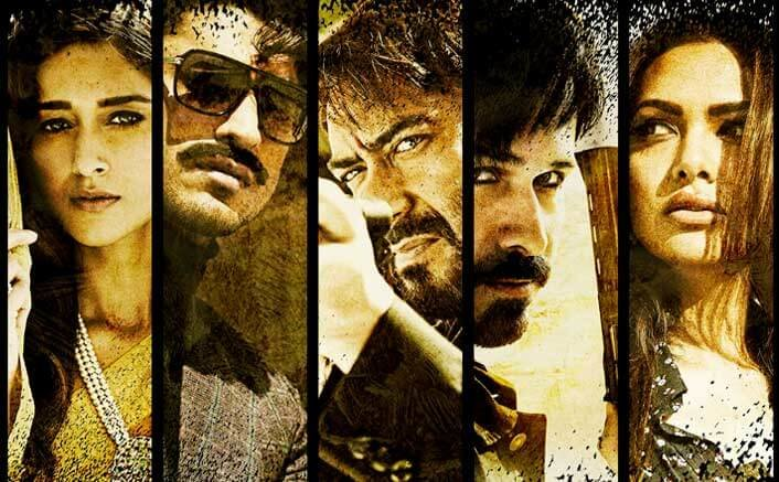 Baadshaho Trailer Is Full Of Seeti-Maar Dialougues & Raw Acion Scenes