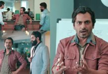 Here's how Nawazuddin Siddiqui slipped into BEING BABUMOSHAI in this BEING INDIAN video!