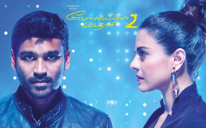 Kajol and Dhanush Starrer VIP 2 Gets A Release Date