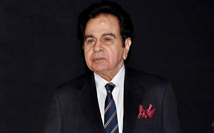 Dilip Kumar showing good signs of improvement: Hospital