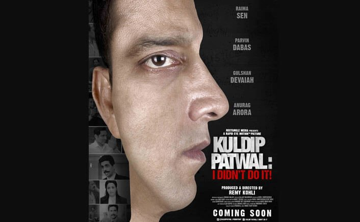 Kuldip Patwal: I Didn't Do It's First Look Is Intriguing & Provocative