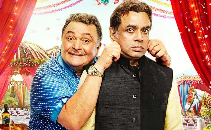 First Poster Of Patel Ki Punjabi Shaadi Starring Rishi Kapoor & Paresh Rawal Is Out