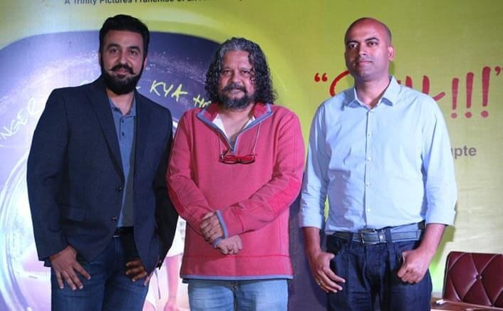 First song 'Naak' of Trinity Pictures' first franchise Sniff!!! launched!