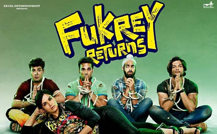 Fukrey Return's Poster Is Out & It Is As Quirky As It Can Get
