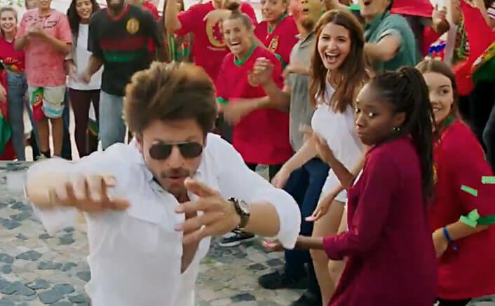 Get Ready To Dance On This Peppy Number ' Phurrr' From Jab Harry Met Sejal