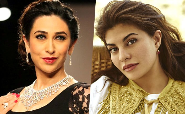 Here's how Jacqueline Fernandez overcame the pressure of playing Karisma Kapoor's role