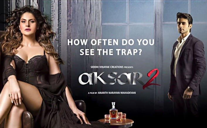 Here's Akshar 2's mysteriouos motion poster featuring Zareen Khan And Gatam Rode
