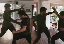 Here's how Sidharth Malhotra trained for his action sequences from 'A Gentleman'