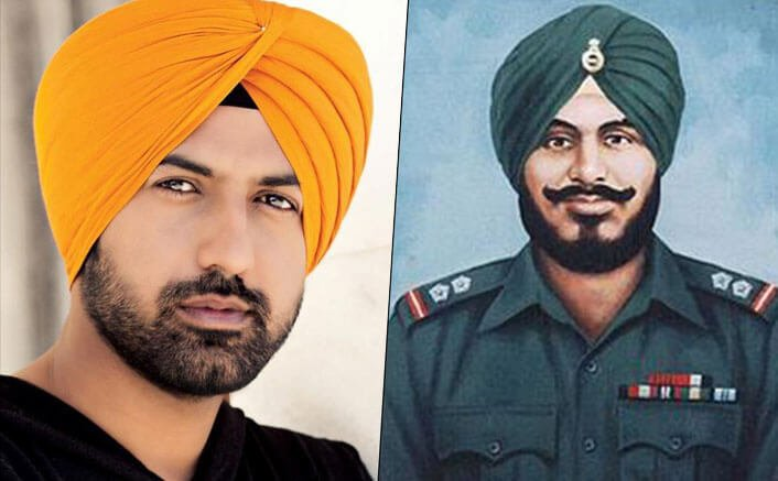 Honor of PVC Recipient Subedar Joginder Singh with a war Biopic portrayed by Gippy Grewal