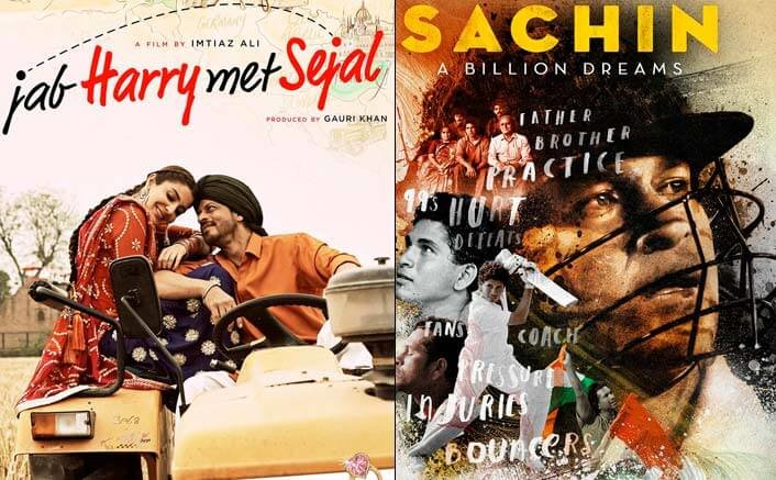 Jab Harry Met Sejal Enters The List Of Top 10 Highest Grossing Bollywood Movies Of 2017