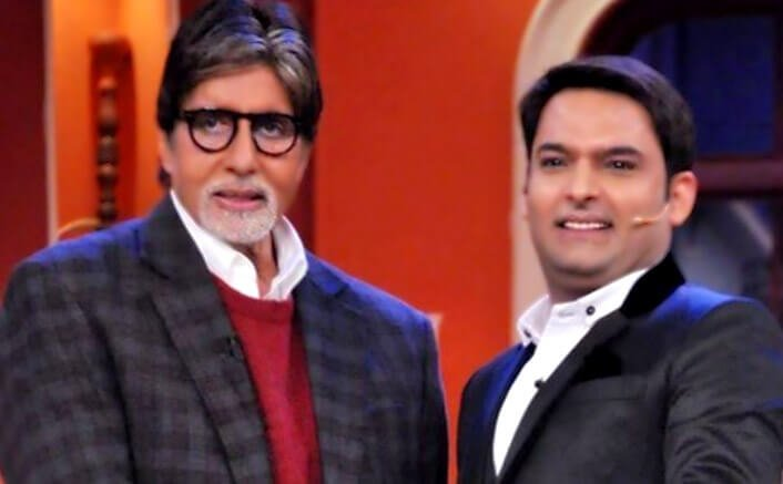 REVEALED: THE REAL REASON why Amitabh Bachchan's shoot with Kapil Sharma got cancelled
