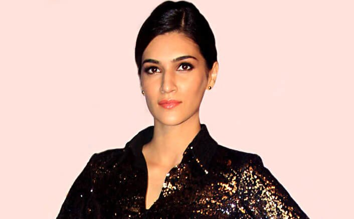 Kriti Sanon reacts to Bhairavi Goswami's body-shaming tweet