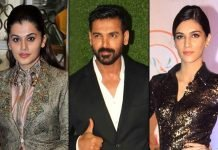 WHAT! Has Kriti Sanon REPLACED Taapsee Pannu in THIS untitled John Abraham film?