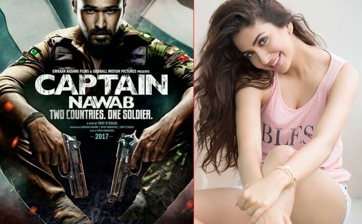 Malvika Raaj to make big Bollywood debut with Emraan's 'Captain Nawab'