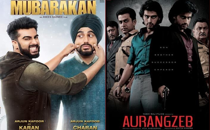 Mubrakan Surpasses Aurangzeb; Enters Arjun Kapoor's Highest Grossing List