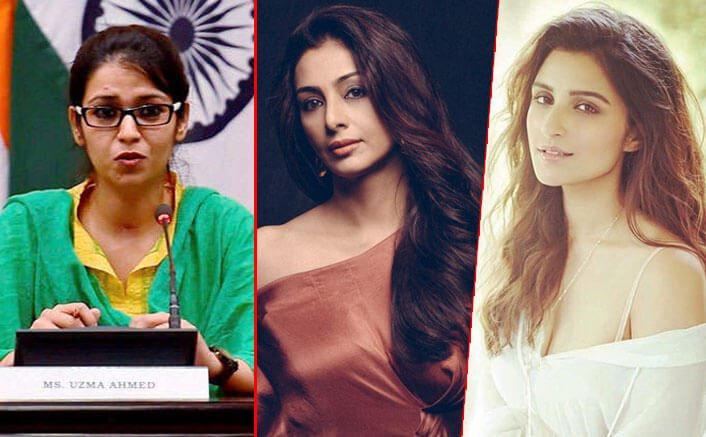 Parineeti Chopra and Tabu in Uzma Ahmed's film ?