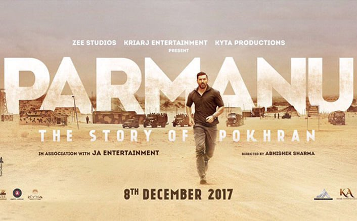POSTER ALERT! Get Ready For An Extra Ordinary Journey John's Parmanu