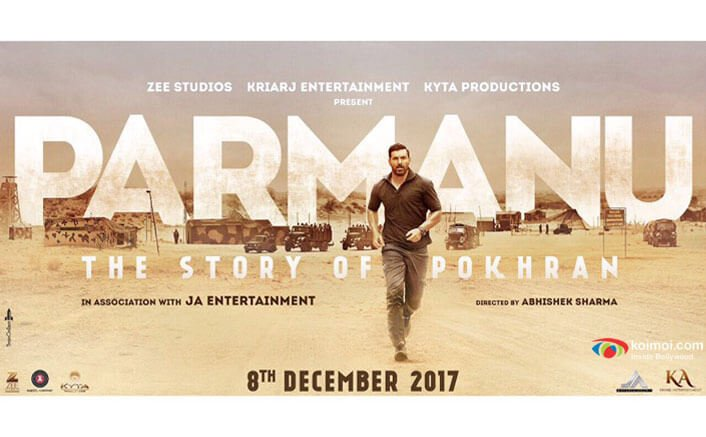 John Abhram's Parmanu latest poster OUT!