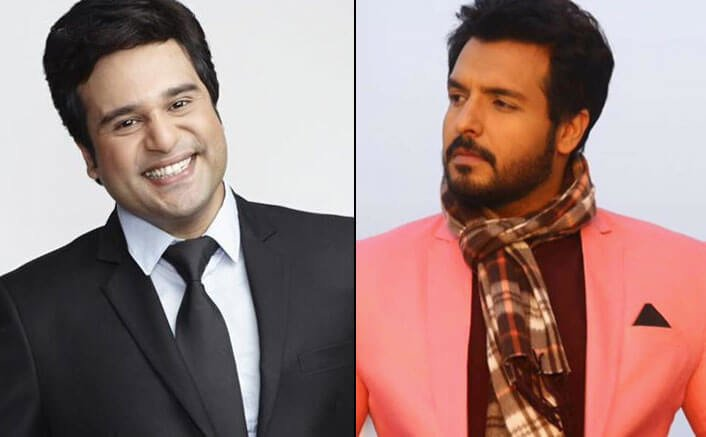Press Release: Vinay Anand and Krushna Abhishek team up for a multi-starrer film