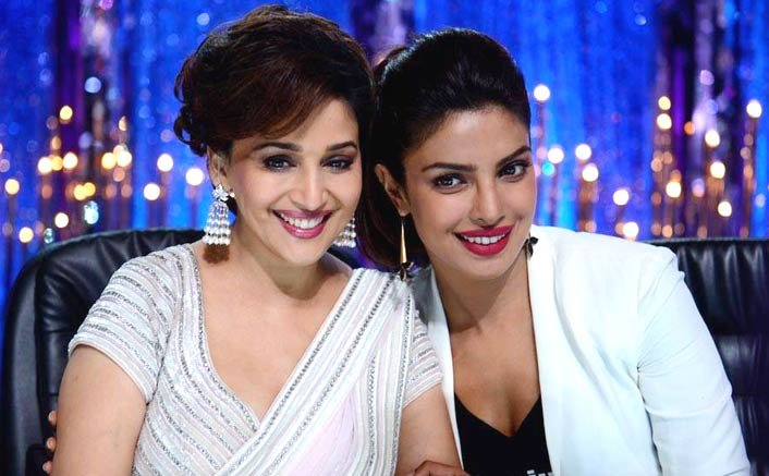 Priyanka 'can't wait' to work on show on Madhuri Dixit