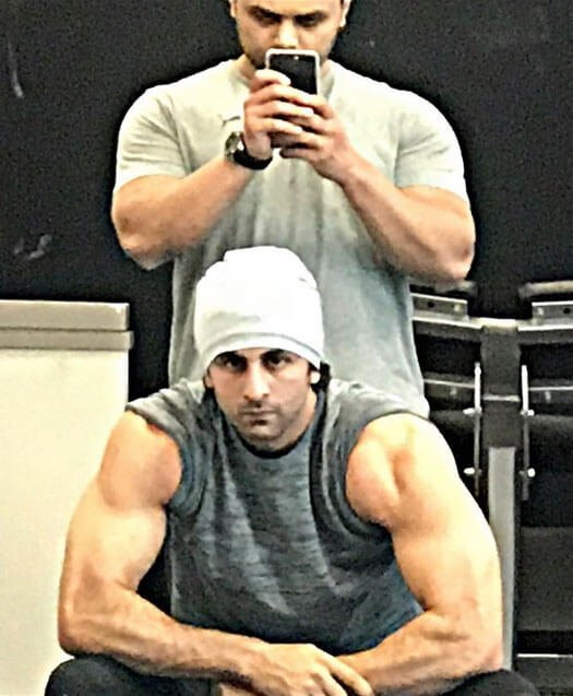 Ranbir Kapoor's New Beefed Up Look From Sanjay Dutt Biopic is Beyond Imagination