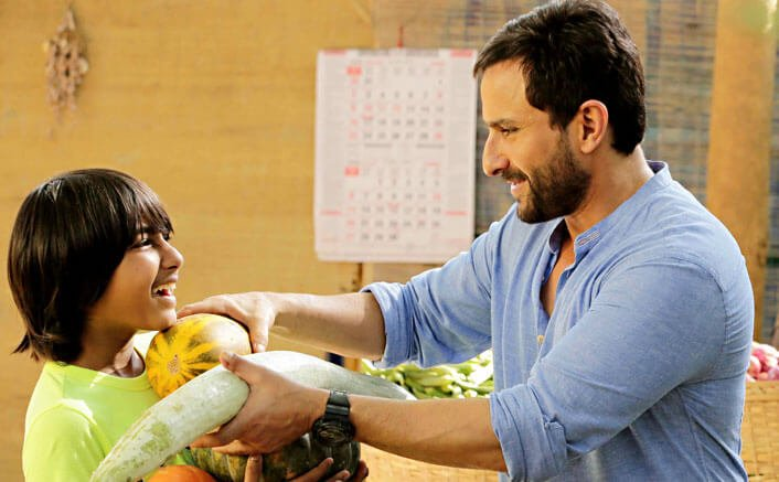 TRAILER! Saif Ali Khan Is All Set To Give Us Some Cooking Lessons With His Reel Life Son In Chef