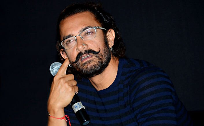 'Secret Superstar' based on girl child empowerment: Aamir Khan