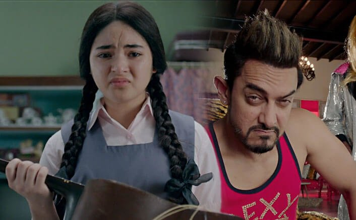 Secret Superstar Trailer | Zaira Wasim Aamir Khan