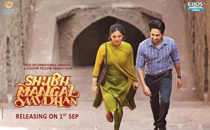 Image result for Shubh Mangal Saavdhan Movie Review
