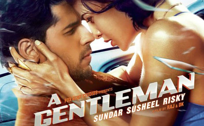 Sidharth Malhotra & Jacqueline Fernandez's Kissing Scene Trimmed By 33% In A Gentleman