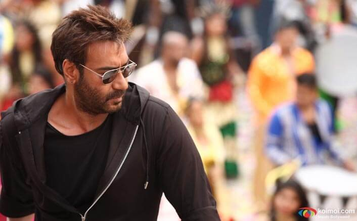 The team of Golmaal Again flew to Hyderabad for some 'Golmaal Golmaal'!