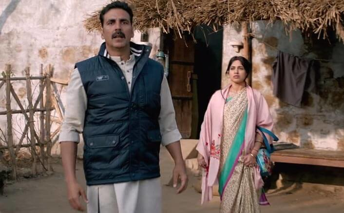 Toilet: Ek Prem Katha 1st Wednesday Box Office Update