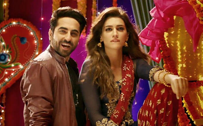Twist Kamariya From Bareilly Ki Barfi Is Out & Kriti Sanon Steals The Show