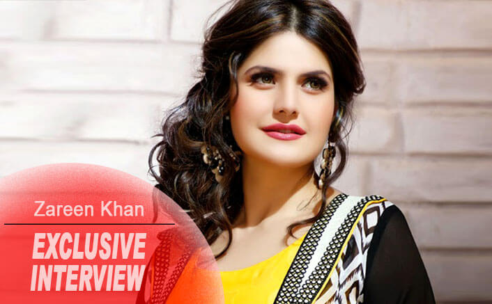 """ I do not have any regrets in my life"" - Zareen Khan"