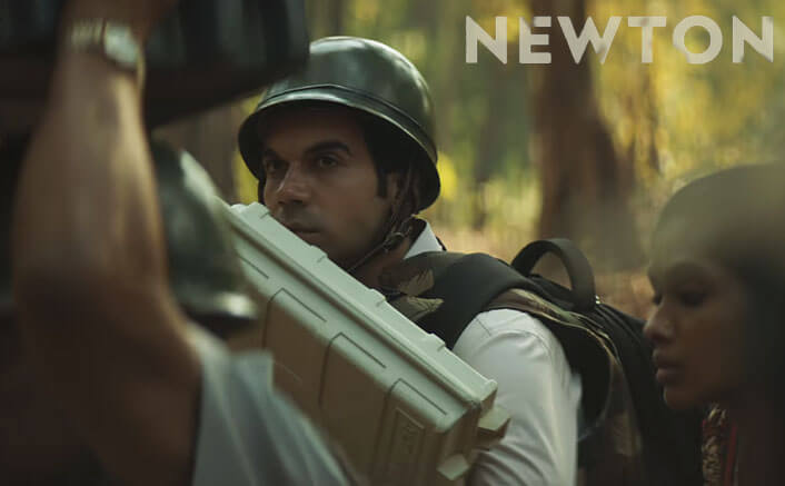 5 Reasons Why Rajkummar Rao's Newton Is Not Just Merely A Film On Voting