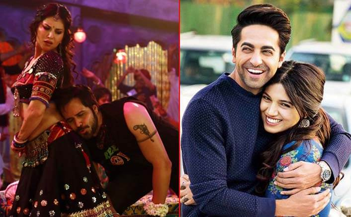 Baadshaho and Shubh Mangal Savdhan work well with their respective target audience