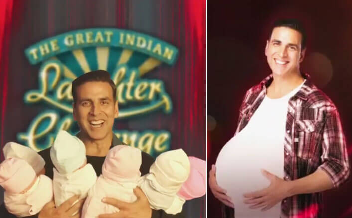 Akshay Kumar Will Make You Laugh Out Loud In The Great Indian Laughter Challenge 5's Promo