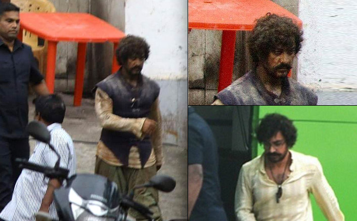Aamir Khan's Rugged Look From The Sets Of Thugs Of Hindostan Goes Viral