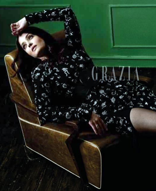 Aishwarya Rai Bachchan Owns The Cover OF Grazia