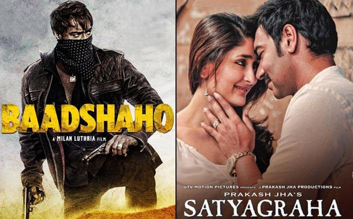 Ajay Devgn's Baadshaho Surpasses Stayagraha In His List Of Top 10 Highest Grossers Of Ajay Devgn