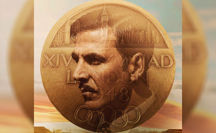"Akshay Kumar Celebrates His ""Golden"" Jubilee With The New Poster Of Gold!"