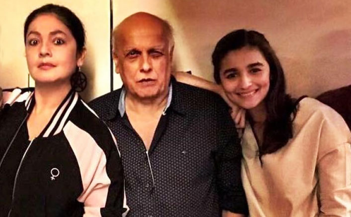 Alia Bhatt And Pooja Bhatt Have The Most Adorable Wishes For Their Father's Birthday